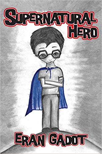 Supernatural Hero Cover