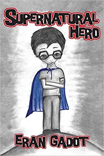 Supernatural Hero Cover