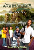 Book.Book Cover (Clear) Jack Wentworth.The Real Belt