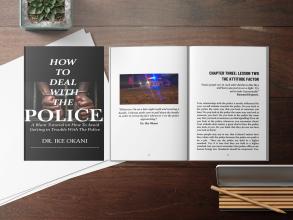 The Police 3D Mockup