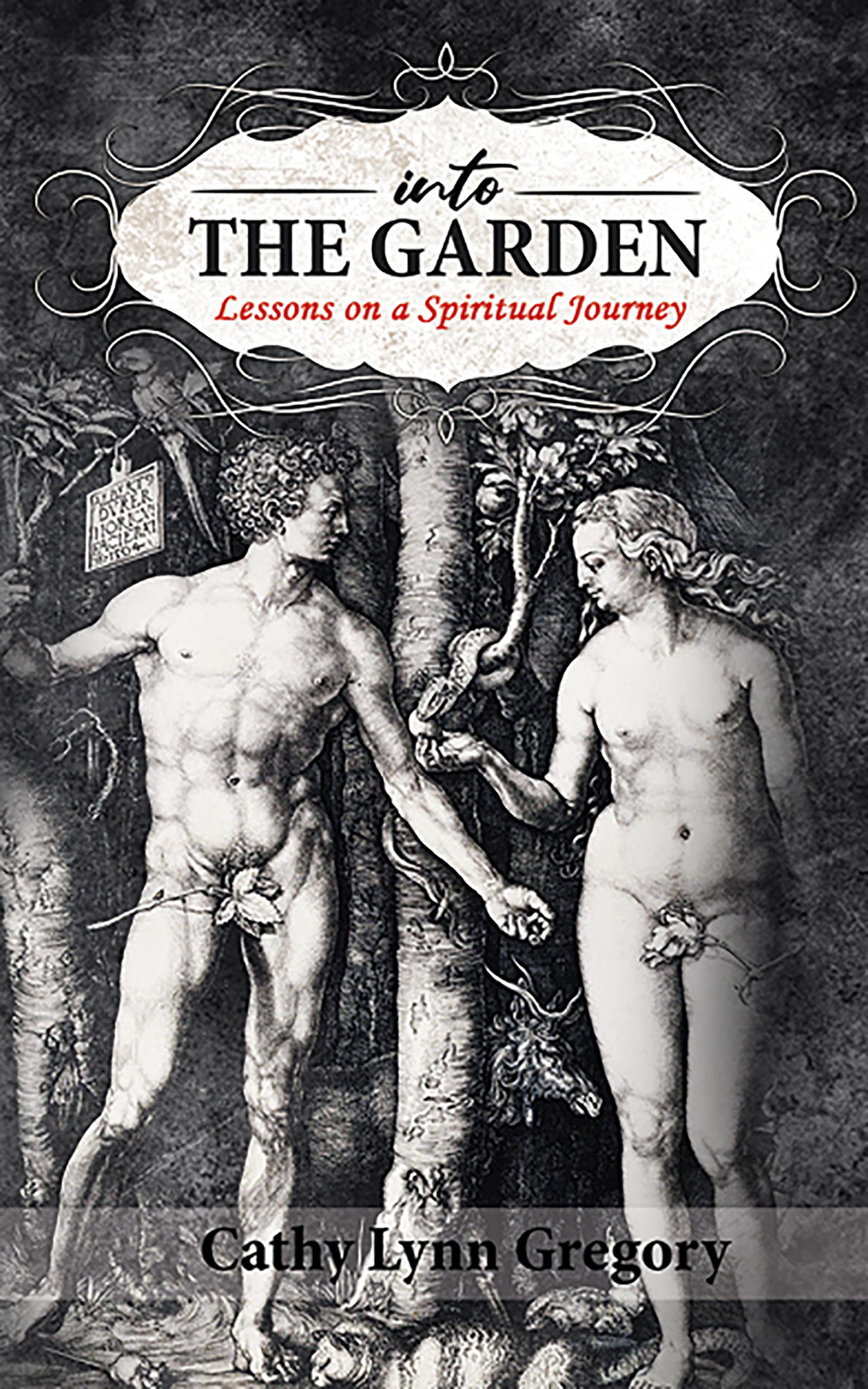 Into the Garden Front Cover Ebook KDP-1